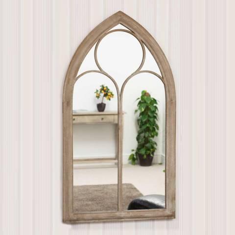 Milton Manor Somerley Chapel Indoor/Outdoor Wall Mirror 112x61cm