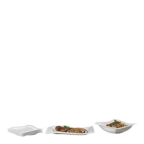 Villeroy & Boch 6 Piece NewWave Party Dinner Set