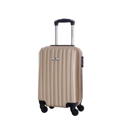 Platinium Beige Ebeye Suitcase 44.5cm