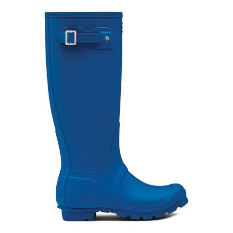 Hunter Women's Blue Original Tall Boot