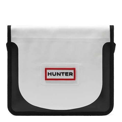 Hunter White Original Welded Pouch Wallet