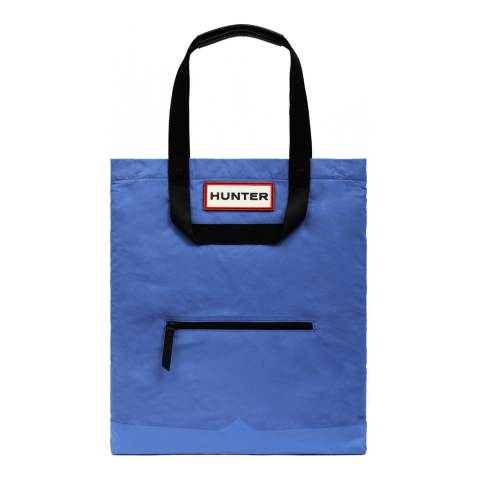 Hunter Blue Original Nylon Moustache Tote Bag