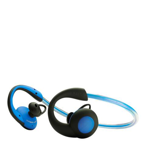 Boompods Blue Sportpods Vision Bluetooth Earphones