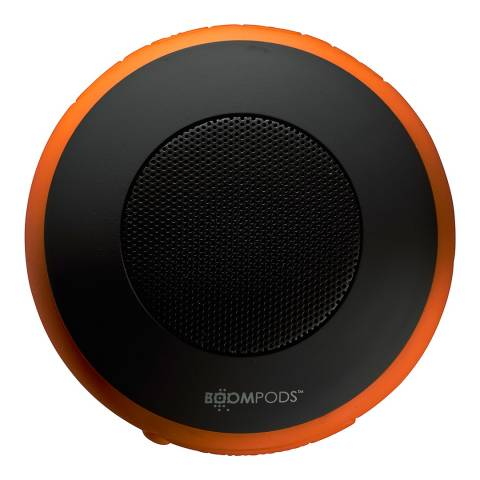 Boompods Green Aquapod Bluetooth Waterproof Portable Speaker