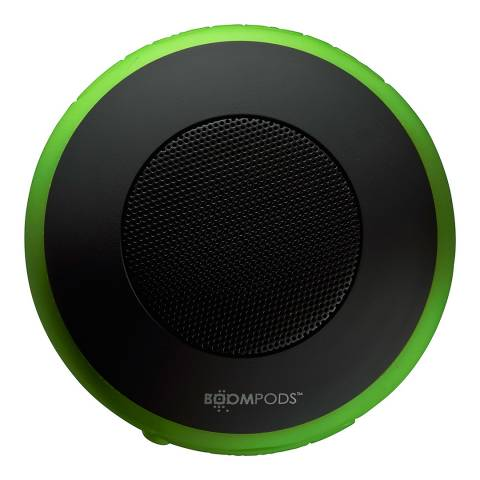 Boompods Orange Aquapod Bluetooth Waterproof Portable Speaker