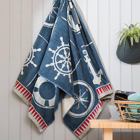 Deyongs Port Royal Beach Towel