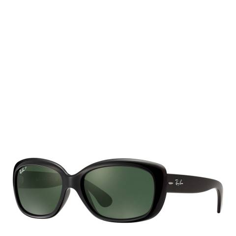 Ray-Ban Women's Black Jackie Ohh Sunglasses 58mm