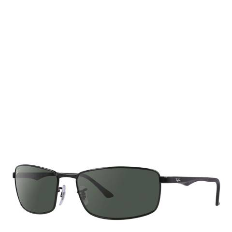 Ray-Ban Men's Black Sunglasses 61mm