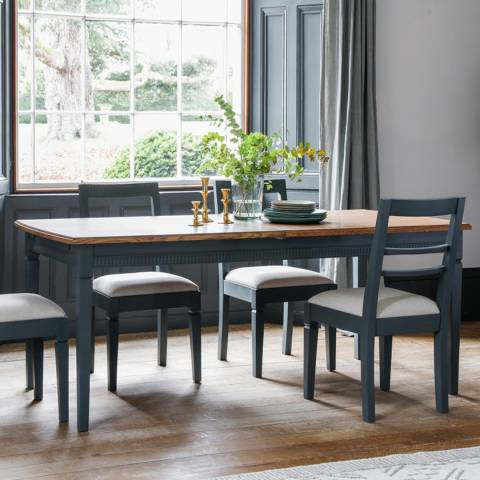 Gallery Bronte Extending Dining Table, Storm