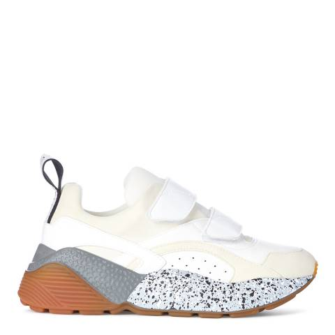 Stella McCartney Women's White Eclypse Sneaker