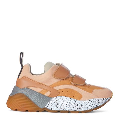 Stella McCartney Women's Peach Eclypse Sneaker