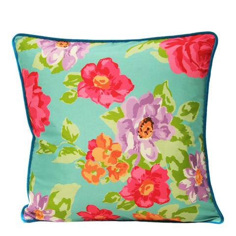 Paoletti Aqua Kew Cushion 45x45cm