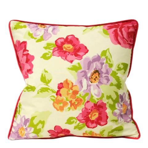 Paoletti Fuschia Kew Cushion 45x45cm