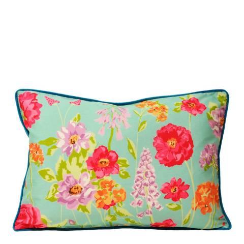 Paoletti Aqua Kew Cushion 35x50cm