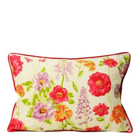 Paoletti Fuschia Kew Cushion 35x50cm