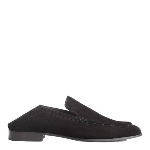Rag & Bone NAVY SUEDE ALIX CONVERTIBLE LOAFER