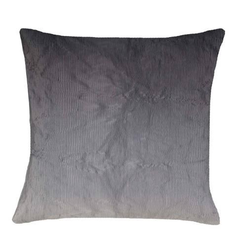 Karl Lagerfeld Stria Flint Cushion 50 x 50cm