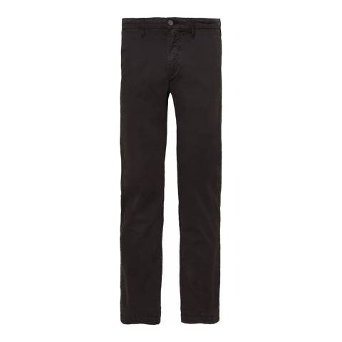 Timberland Men's Black Squam Lake Stretch Chinos