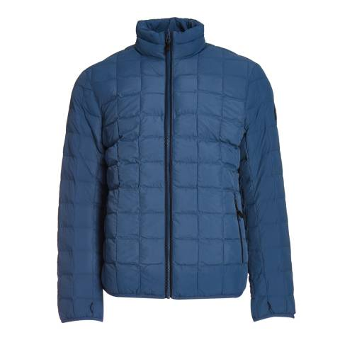 Timberland Men's Blue Sky Ensign Jacket