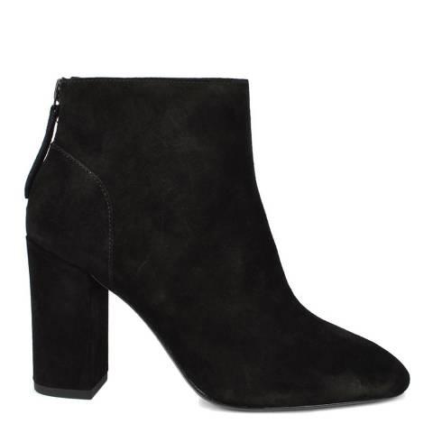 ASH Black Suede Joy Ankle Boots