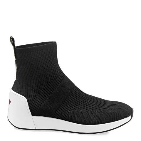 ASH Black Knit Jamie  Sneakers