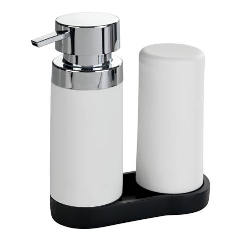 Wenko White Easy Squeeze Rinsing Station
