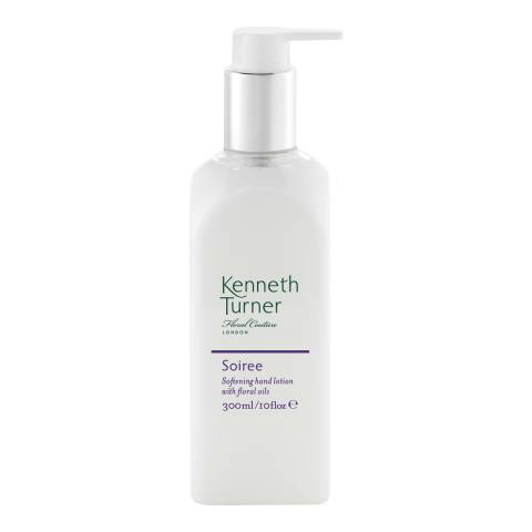 Kenneth Turner Soiree Softening Hand Lotion 300ml