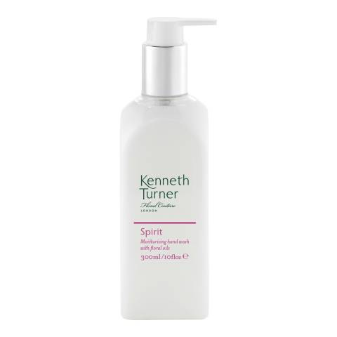 Kenneth Turner Spirit Moisturising Hand Wash 300ml