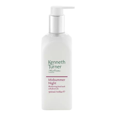 Kenneth Turner Midsummer Moisturising Hand Wash, 300ml