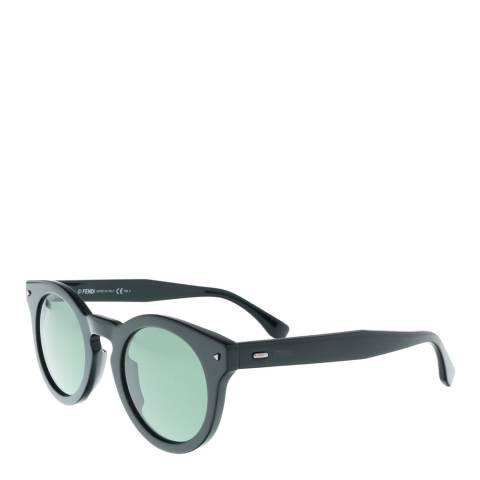 Fendi Women's Black Sunglasses 48mm