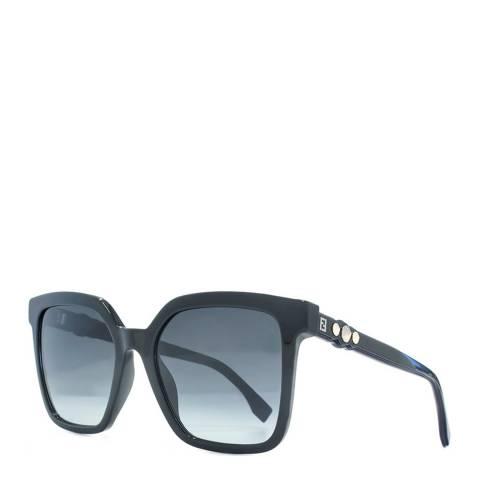 Fendi Women's Black Funfair Sunglasses 54mm