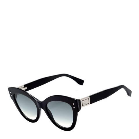 Fendi Women's Black Peekaboo Sunglasses 52mm