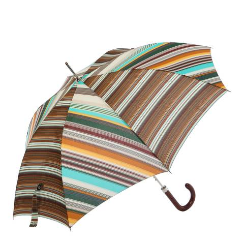 Missoni Brown Stripe Umbrella