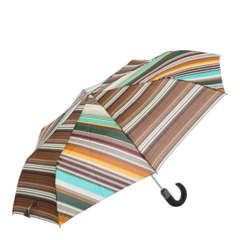 Missoni Brown Stripe Umbrella