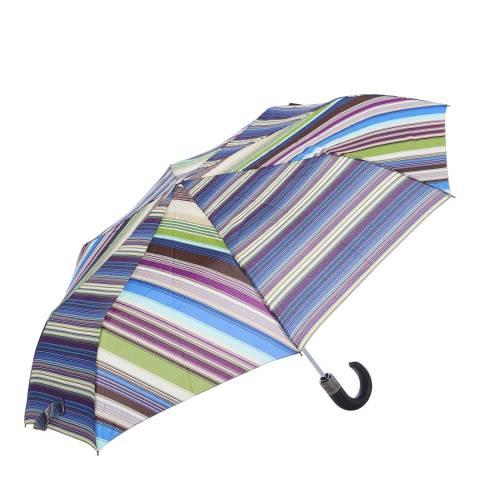 Missoni Purple Stripe Umbrella