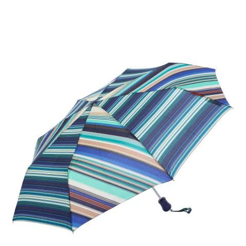 Missoni Blue Stripe Umbrella