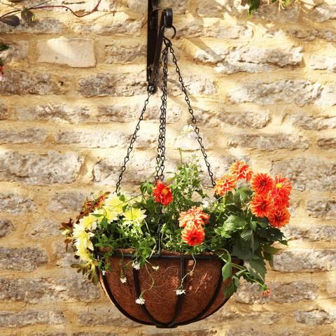 Smart Garden Forge Hanging Basket, 46cm