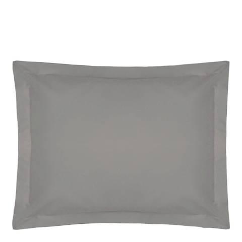 Belledorm Egyptian Cotton Oxford Pillowcase, Slate