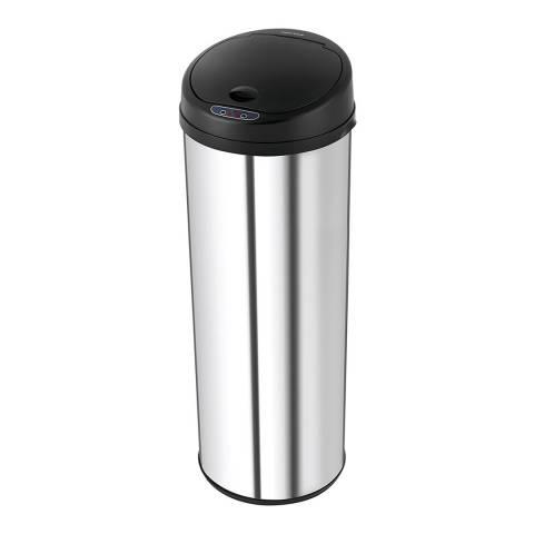 Morphy Richards Stainless Steel Round Sensor Bin, 50L