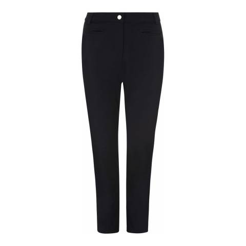 Jaeger Dark Navy Jetted Pocket Trousers