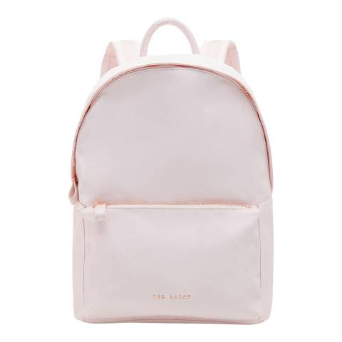 Ted Baker Womens Pink Nylon Kelda Backpack