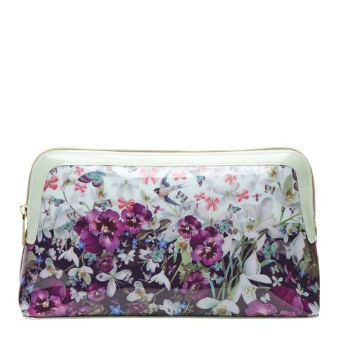 Ted Baker Womens Multi PVC Everie Wash Bag