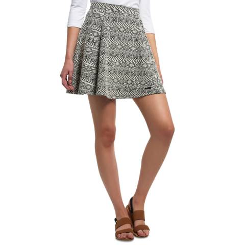 Superdry OAKLANDS SKATER SKIRT