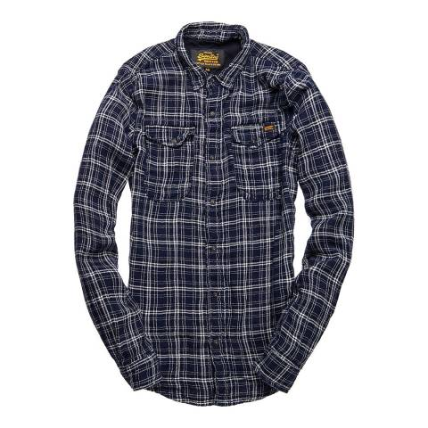 Superdry ROADSTER DENIM L/S SHIRT