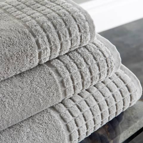 Behrens Spa Bath Sheet, Grey