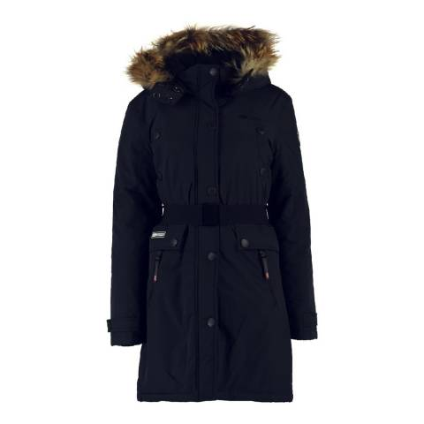 Geographical Norway Women's Navy Acaba Parka