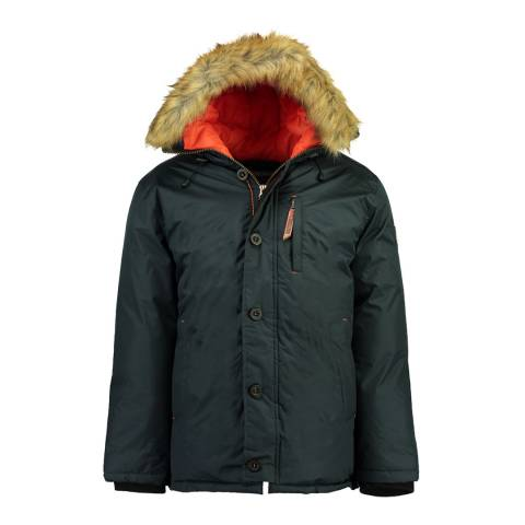 Geographical Norway Navy Darwin Parka