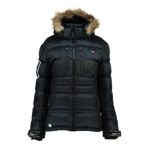 Geographical Norway Women's Navy Basilic Parka