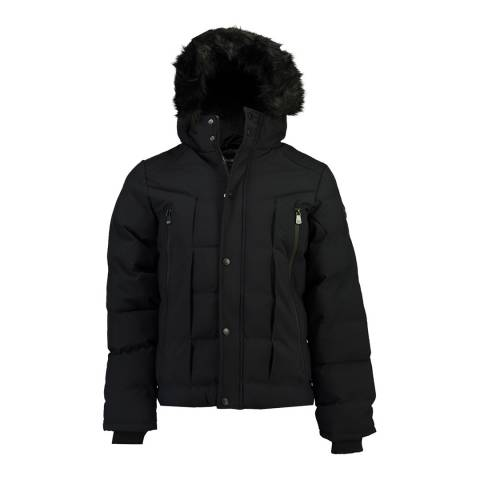 Geographical Norway Black Dandy Jacket