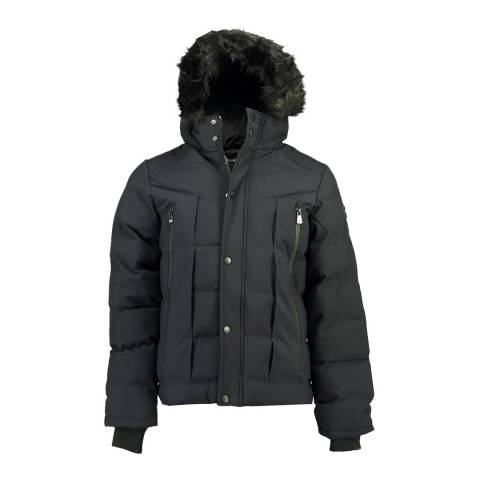 Geographical Norway Navy Dandy Jacket